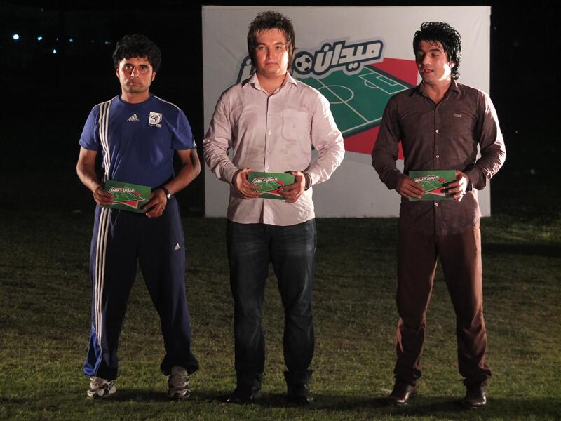 Bild zu Afghanistan sucht seine Fußball-Liga
