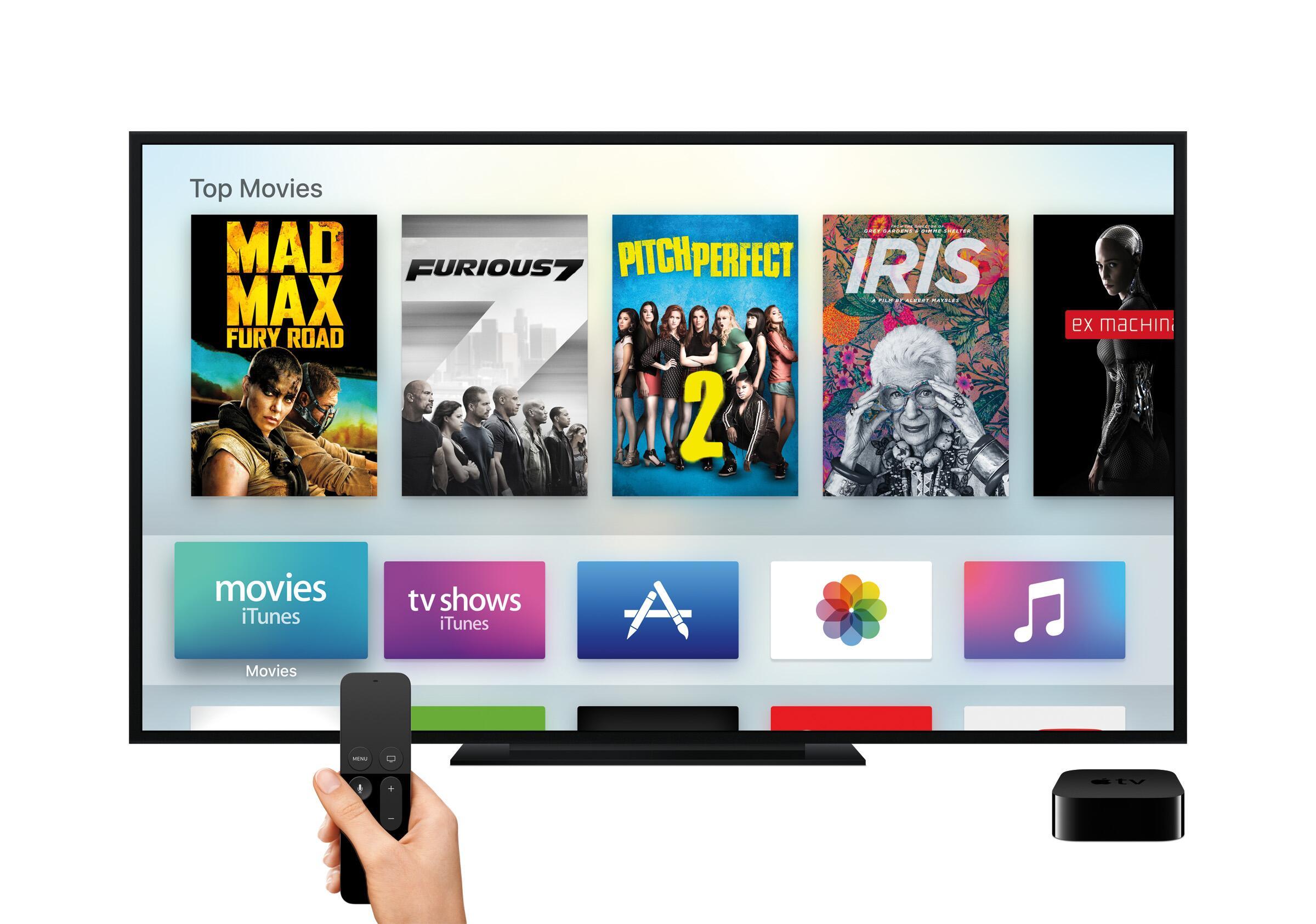 Bild zu Apple TV