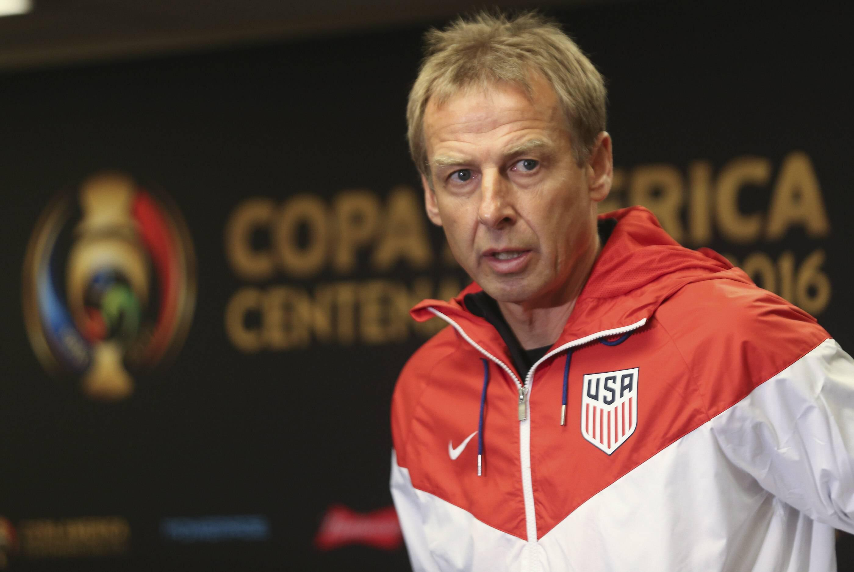 Bild zu Jürgen Klinsmann, Niederlande, WM-Qualifikation, van Gaal