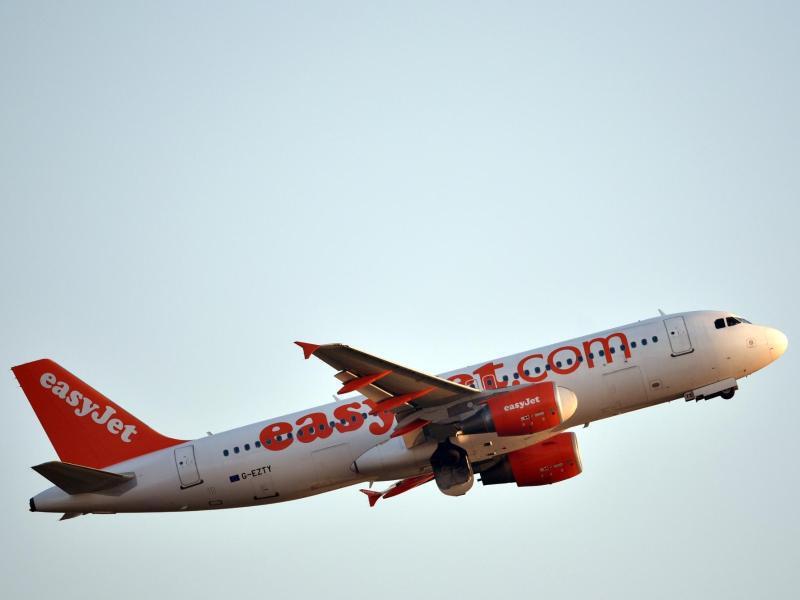 Bild zu Flugzeug von Easyjet