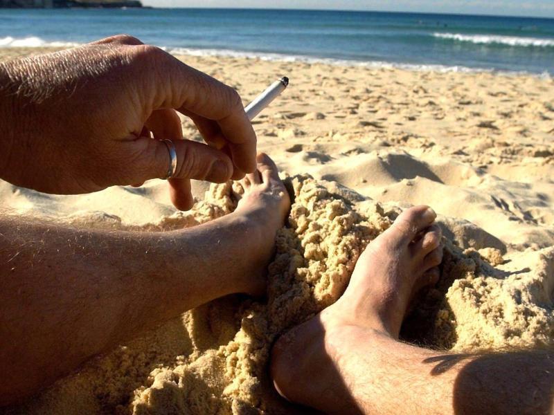 Bild zu Rauchen bald nicht mehr möglich