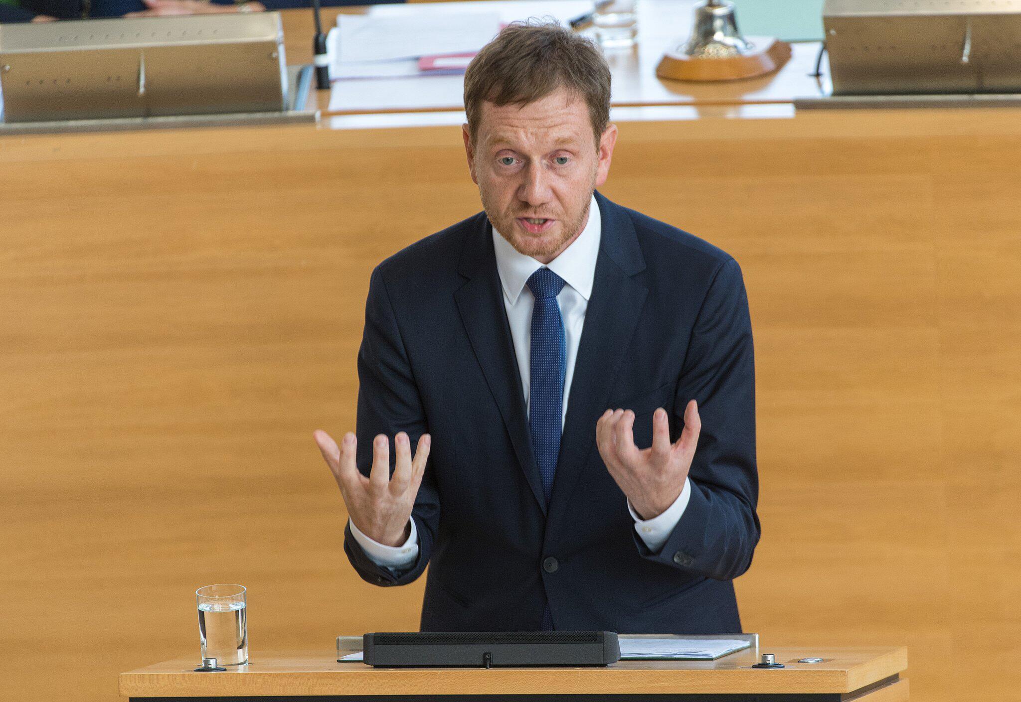 Bild zu Landtag Sachsen