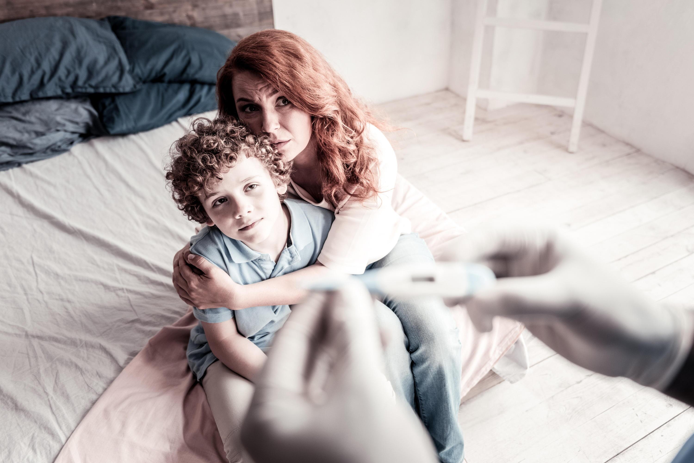 Bild zu Kind, Krank, Mutter