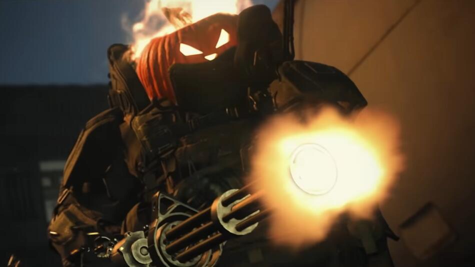 Call of Duty, Modern Warfare, Warzone, Haunting of Verdansk, Halloween, Leatherface, Saw,