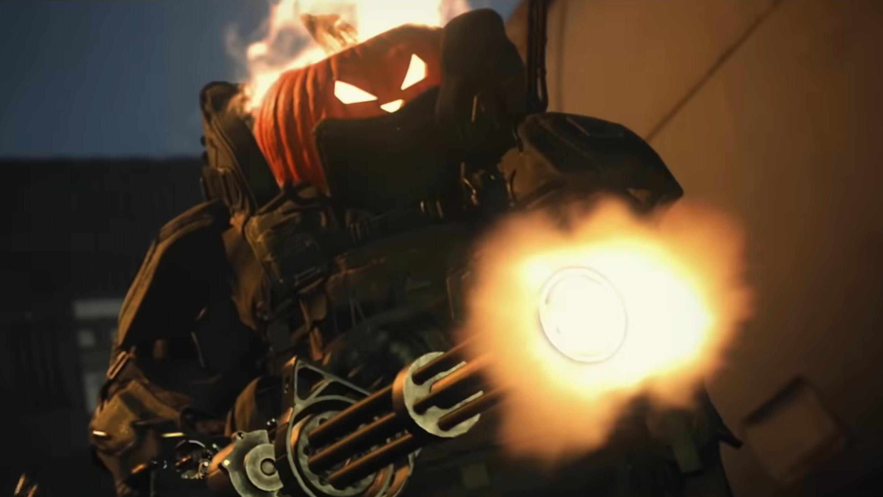 Bild zu Call of Duty, Modern Warfare, Warzone, Haunting of Verdansk, Halloween, Leatherface, Saw,