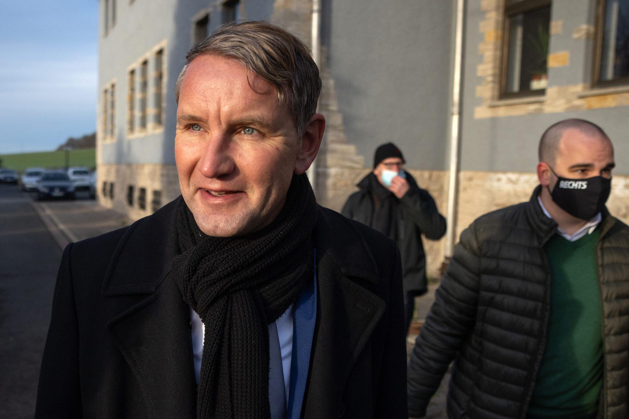 Bild zu AfD-Landesparteitag Thüringen