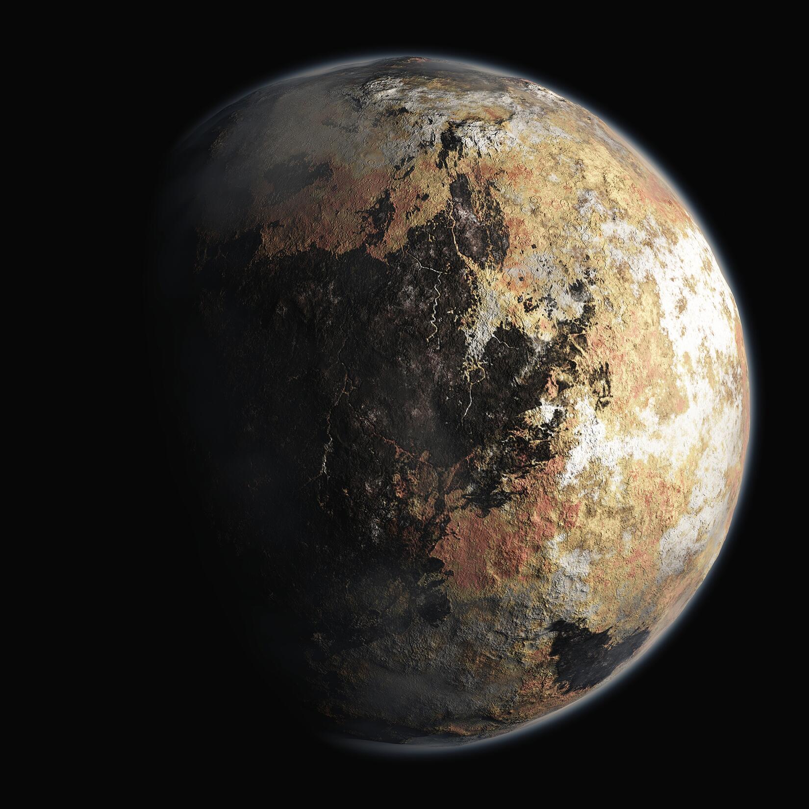 Zwergplanet Rätsel