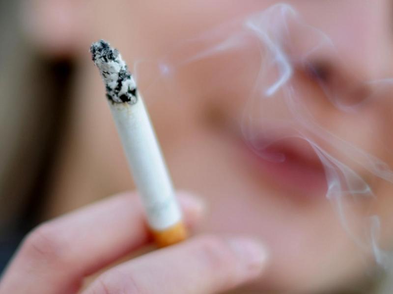 Bild zu Krebsrisiko Rauchen