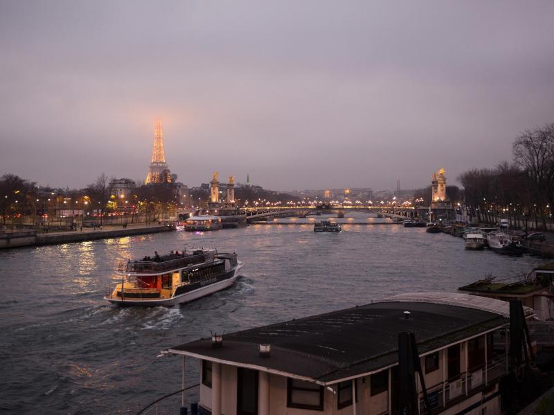 Bild zu Seine in Paris