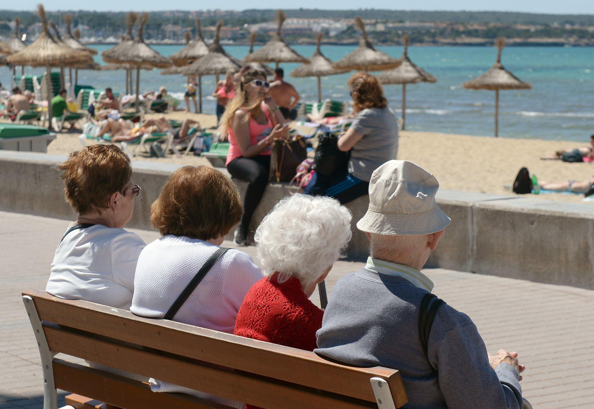 Bild zu Senioren in Spanien