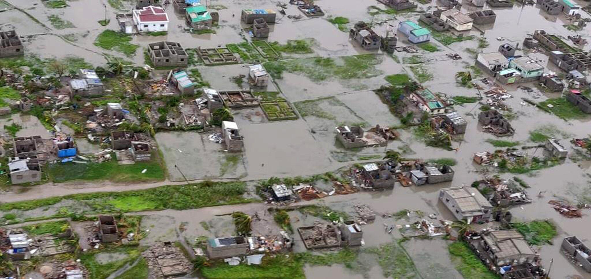 Bild zu Zyklon in Mosambik