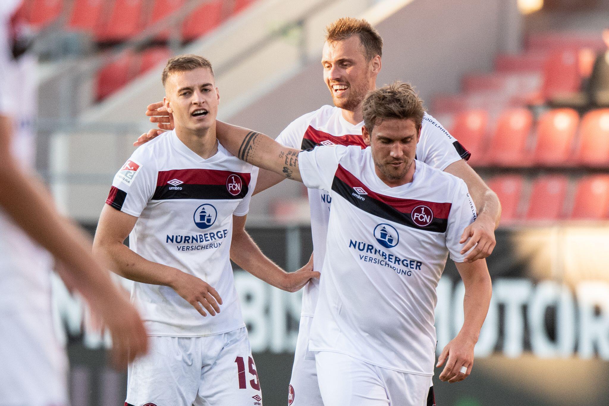 Bild zu FC Ingolstadt 04 - 1. FC Nürnberg