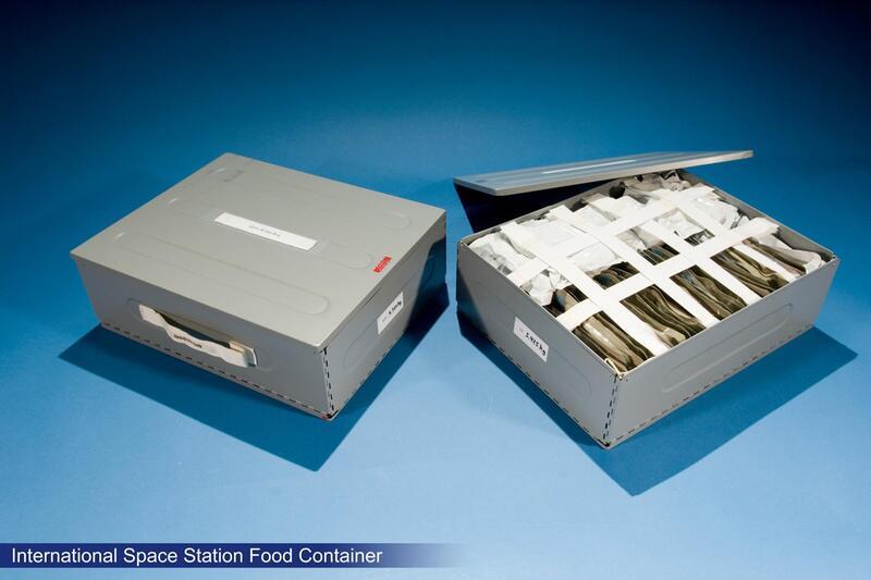 Bild zu Essenspakete für die ISS
