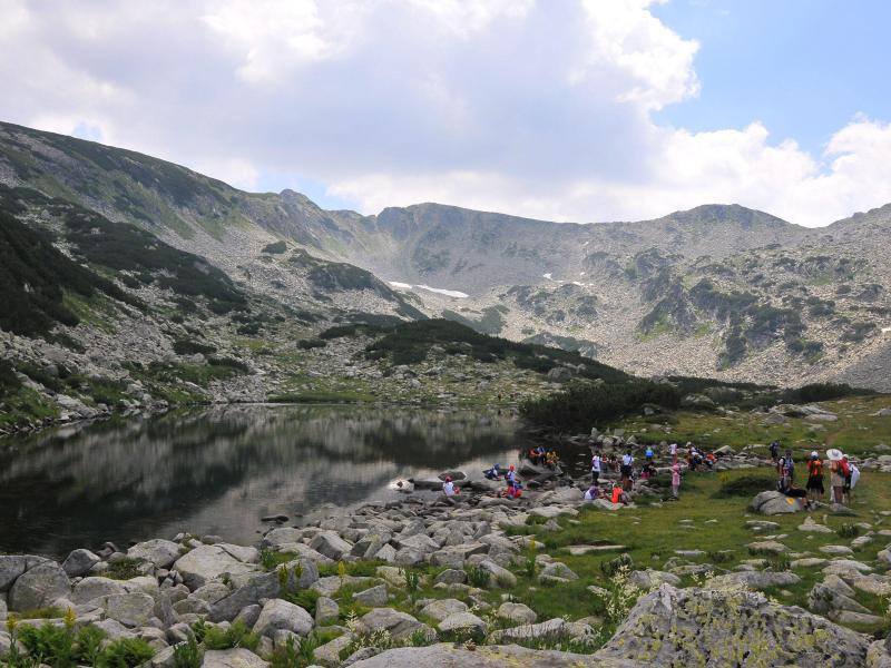Bild zu Nationalpark Pirin in Bulgarien