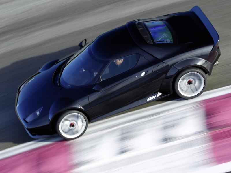 Bild zu Nachbau des Lancia Stratos