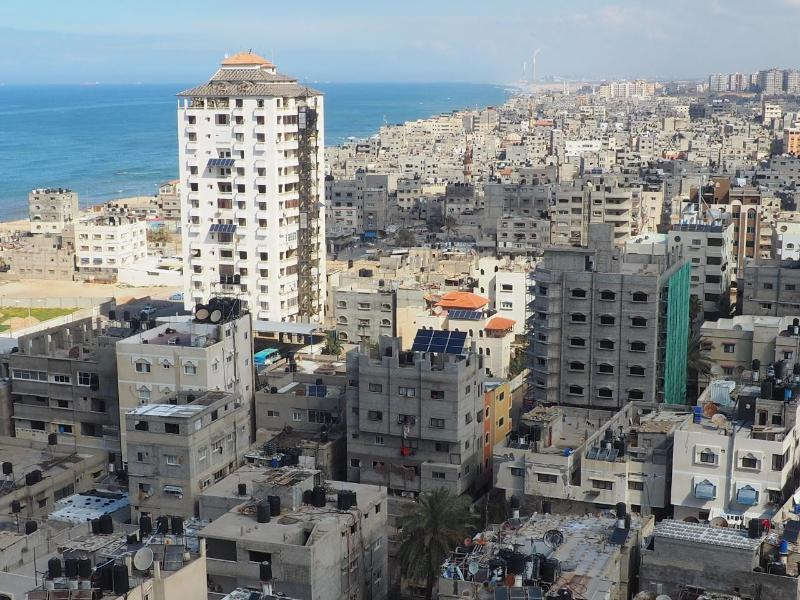 Bild zu Gaza