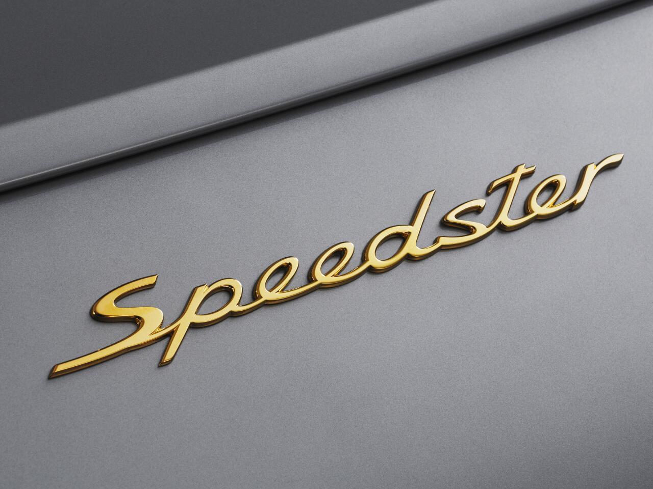 Bild zu Speedster - da klingt schon der Name