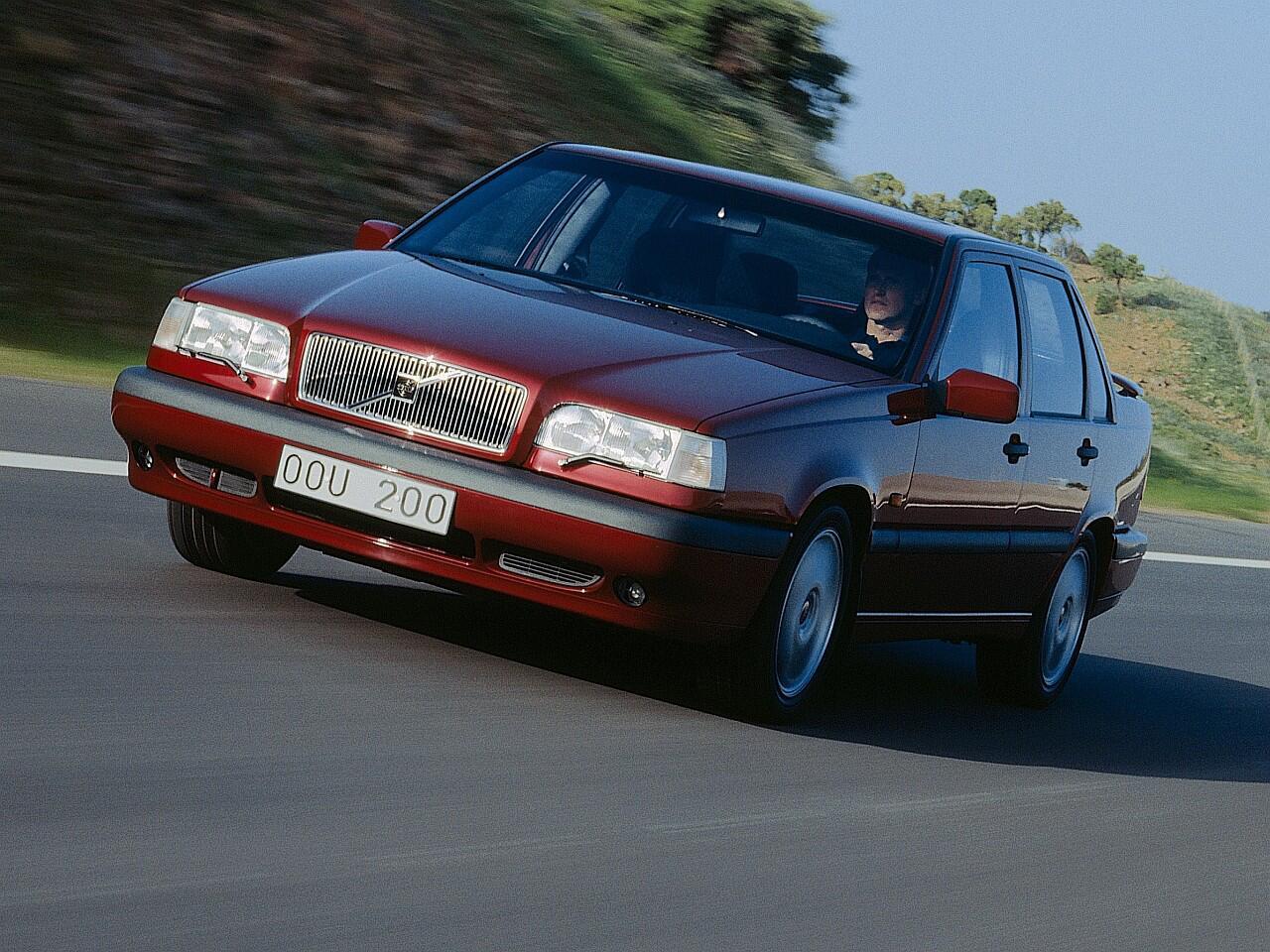 Bild zu Volvo 850