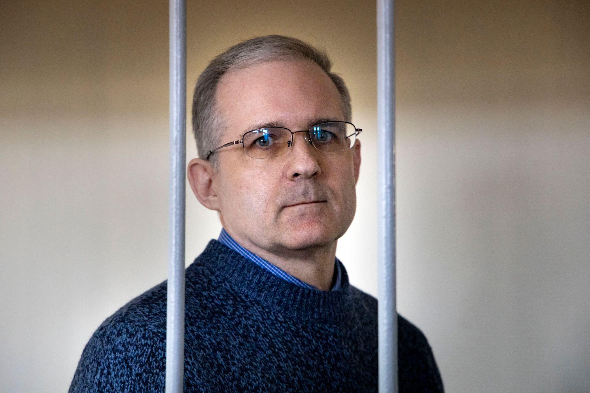 Bild zu US-Bürger Paul Whelan wegen Spionage verurteilt