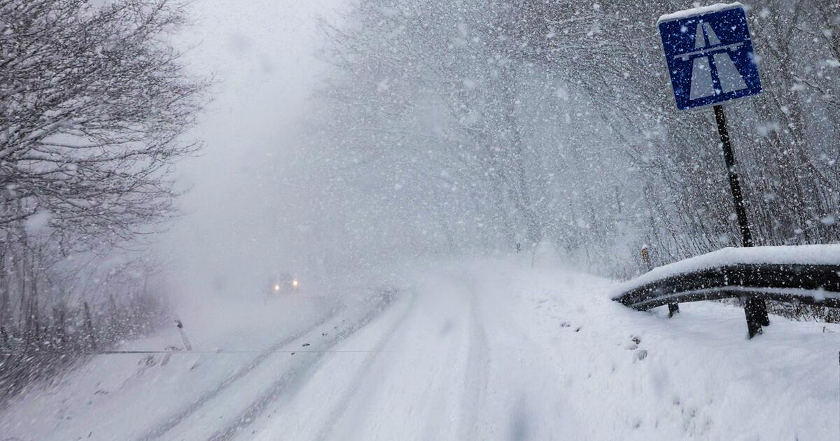 Klimawandel: Forscher hält mehr Kältewellen für denkbar - WEB.DE News