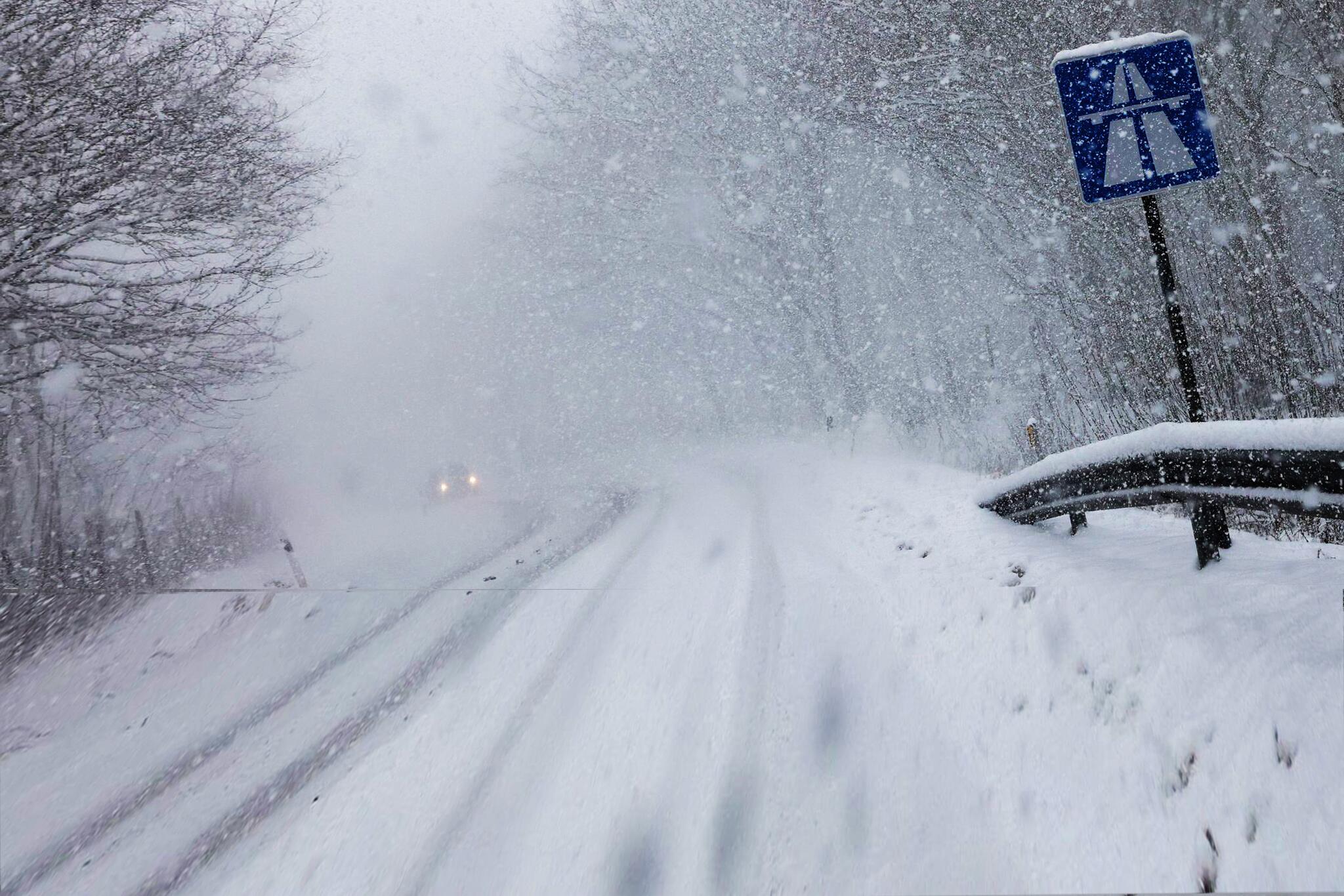 Bild zu Winterwetter- Schleswig-Holstein