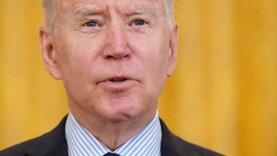 Nahost-Waffenruhe hält - Biden drängt auf Zwei-Staaten-Lösung