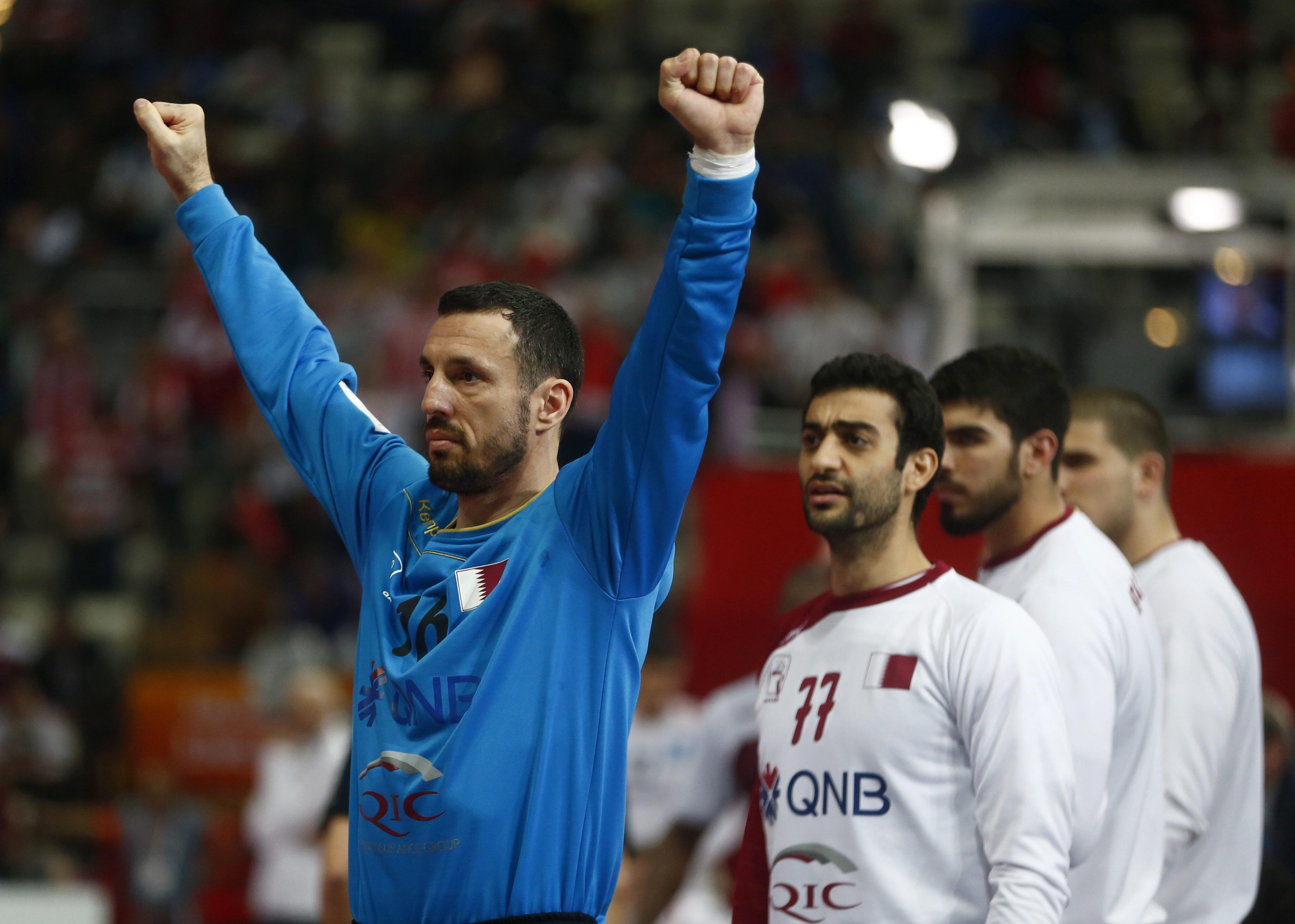 Bild zu Handball WM 2015 Katar Goran Stojanovic