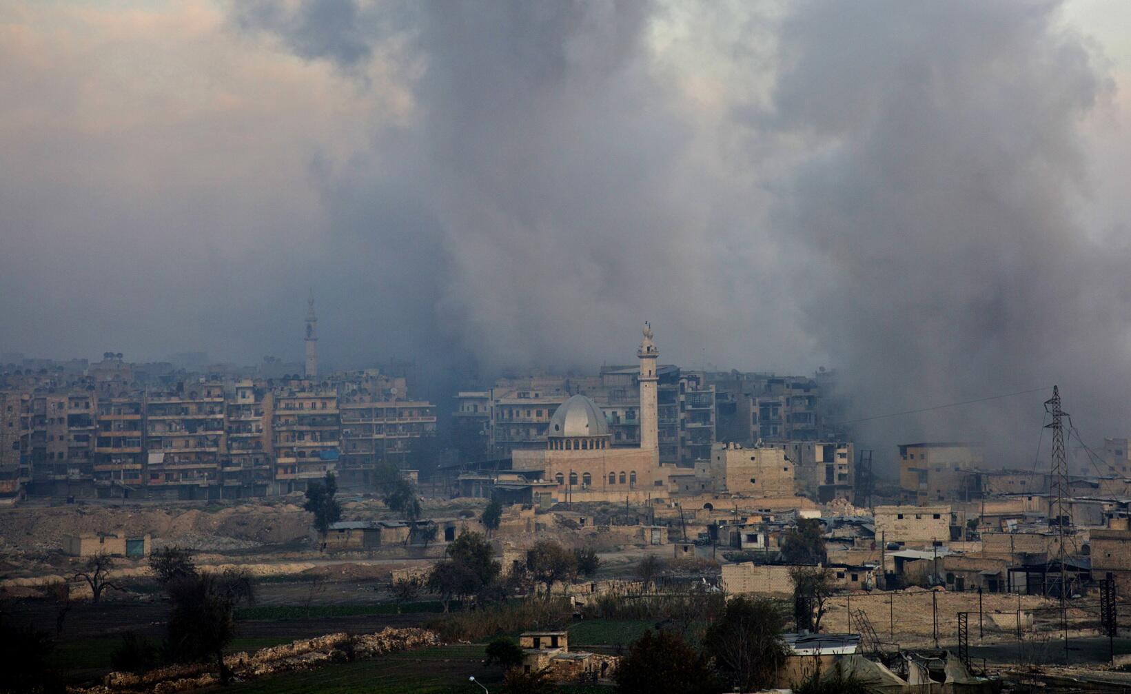 Bild zu Aleppo, Soldaten