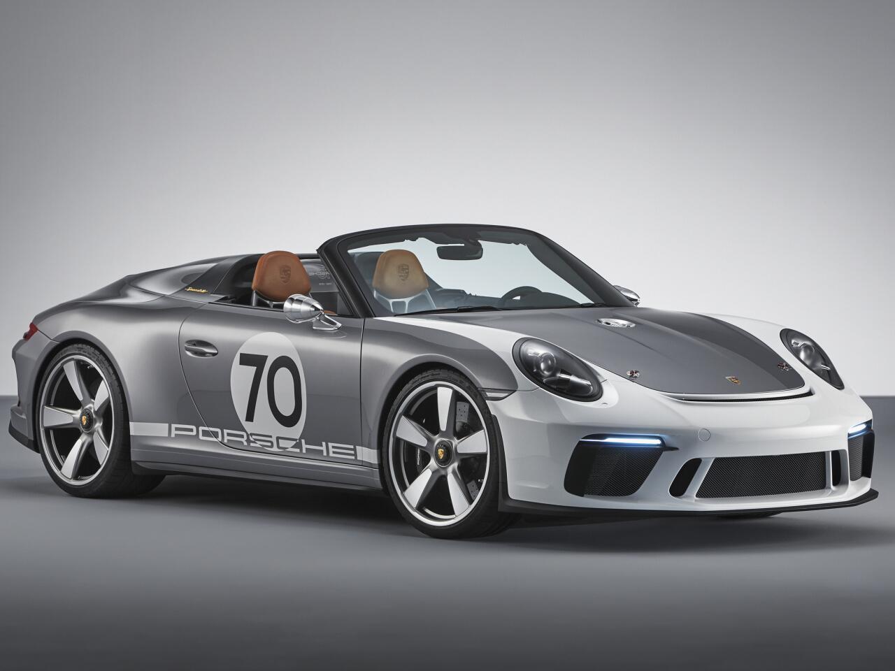 Bild zu Porsche 911 Speedster Concept