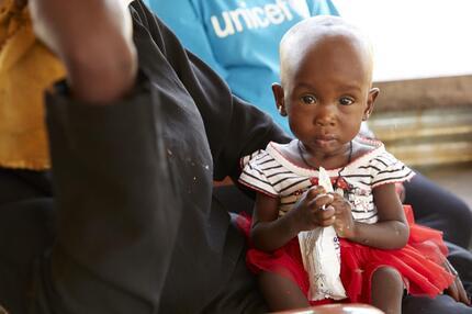 Südsudan, Erdnusspaste