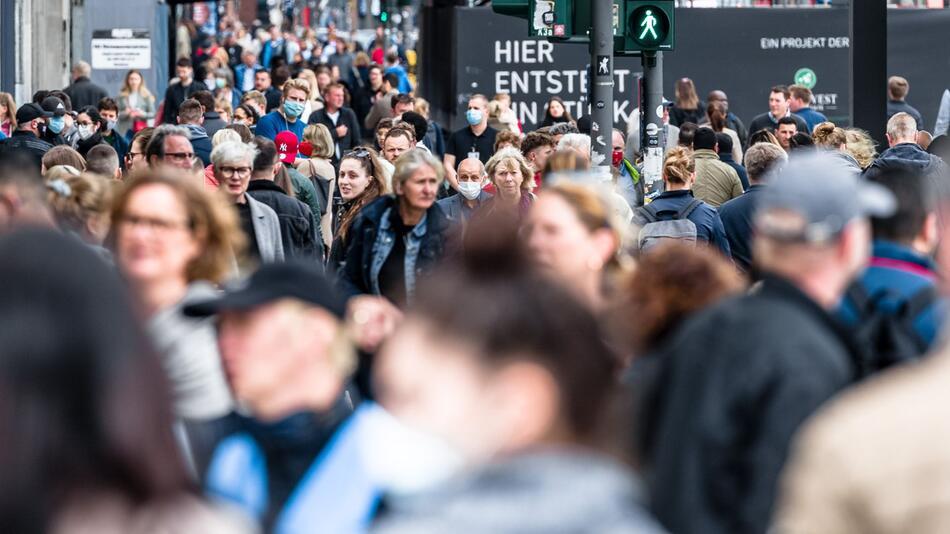 Konsumforschungsinstitut GfK mit Studie zum deutschen Konsumklima