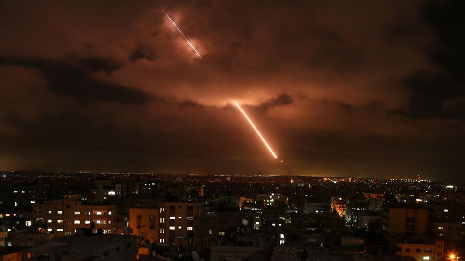 Nahost - Raketen über Gaza