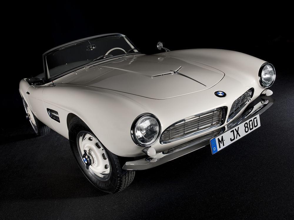 Bild zu BMW 507 von Elvis