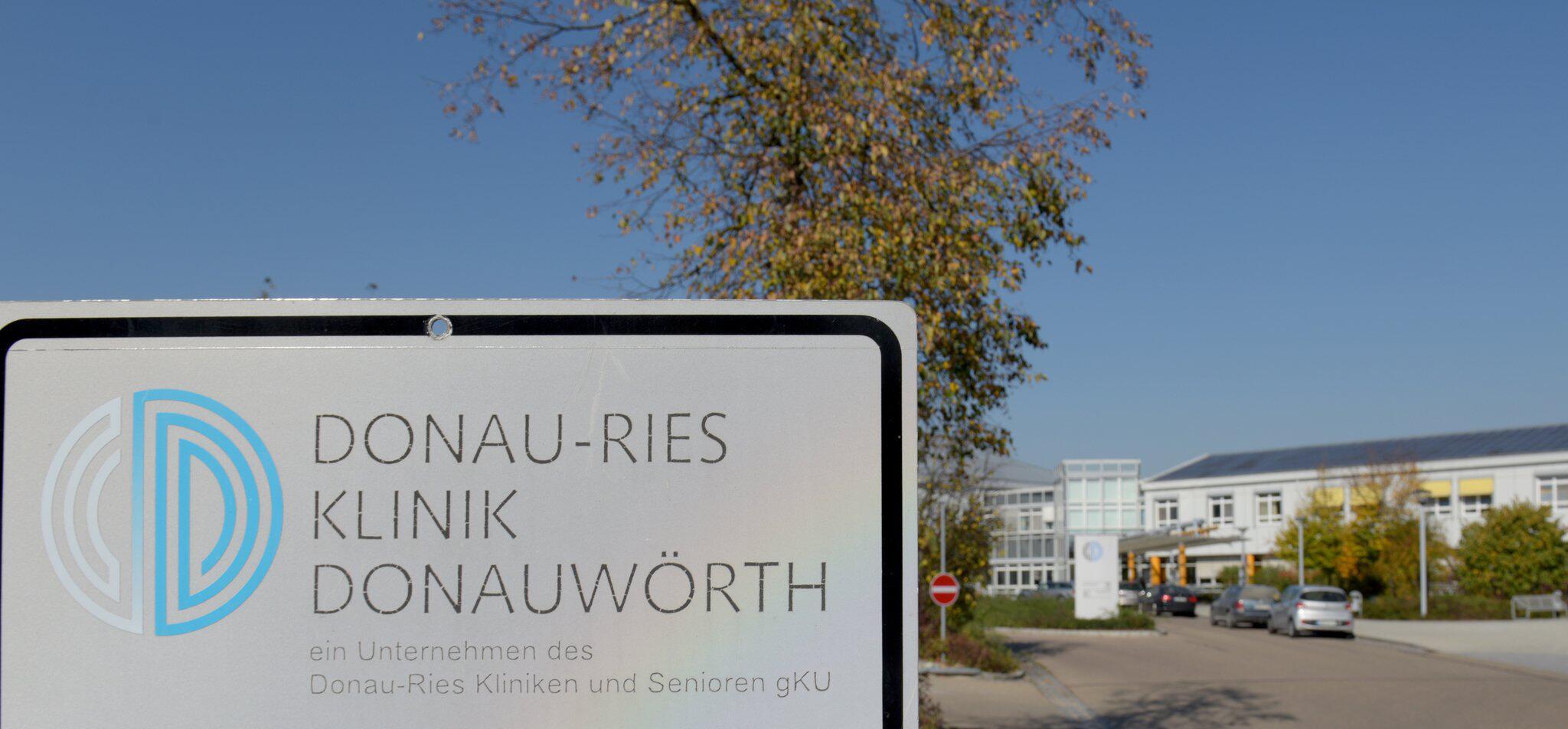 Bild zu Donau-Ries Klinik Donauwörth