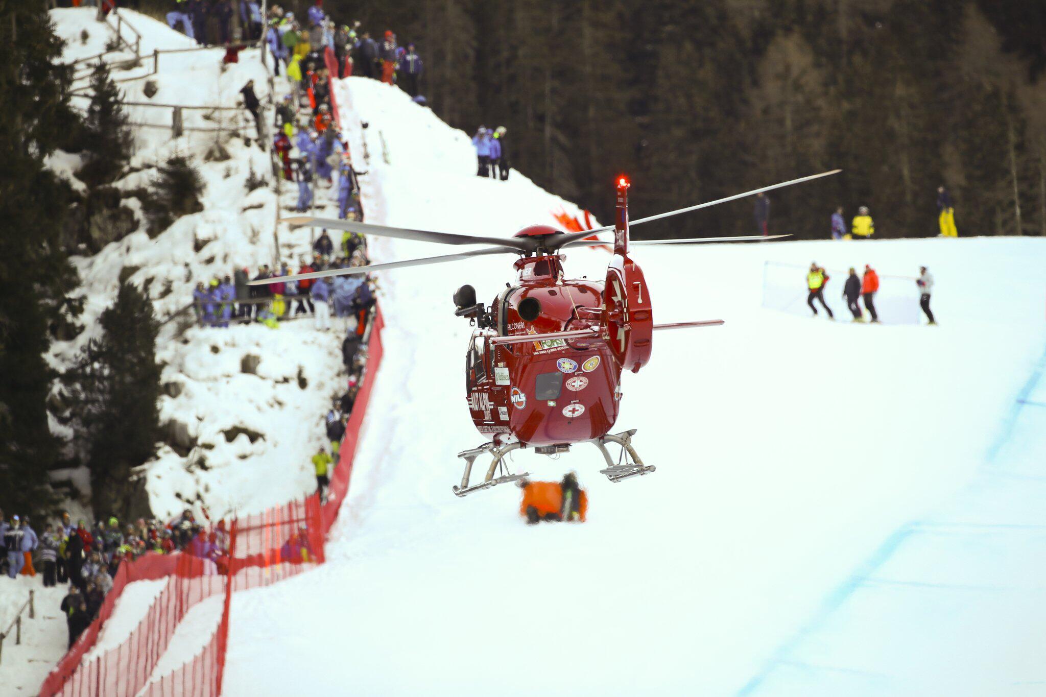 Bild zu Ski alpin: Weltcup Gröden