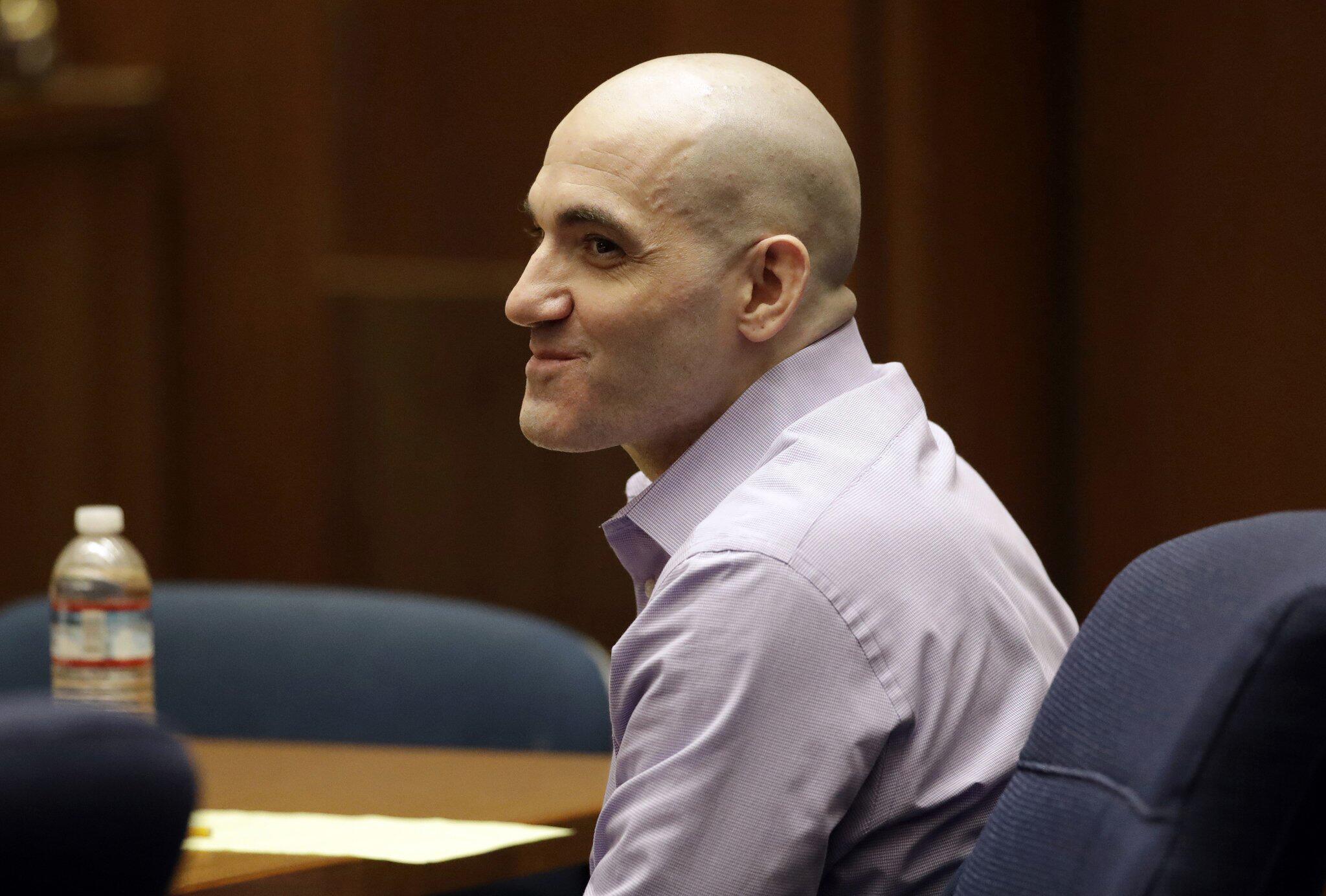 Bild zu Hollywood-Ripper, Michael Gargiulo, USA, Polizei, Gericht, Kalifornien