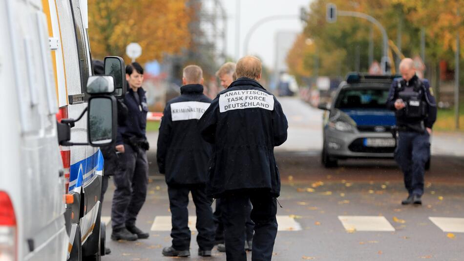 Two dead parcel service employees in Haldensleben