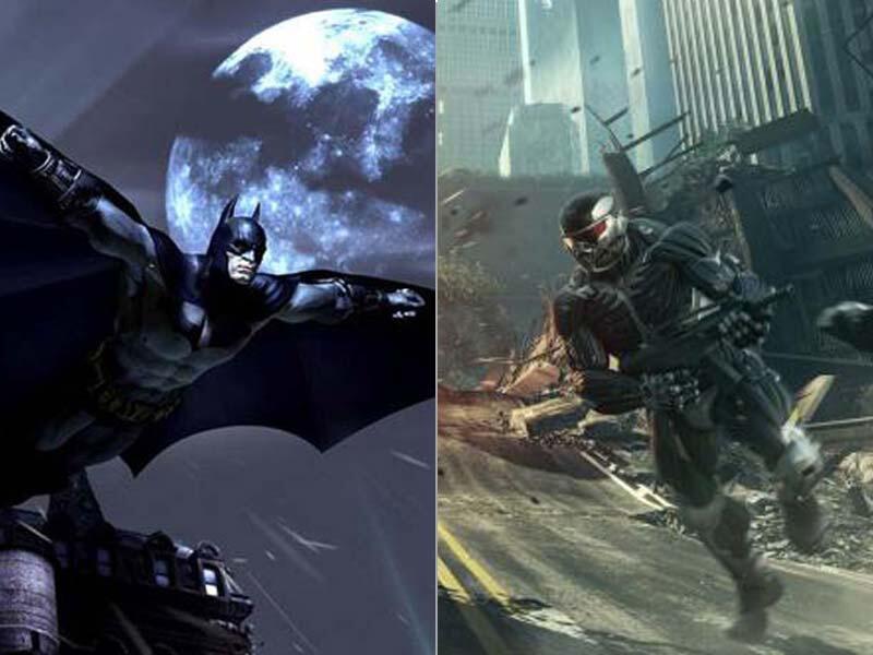 Bild zu Batman und Crysis 2