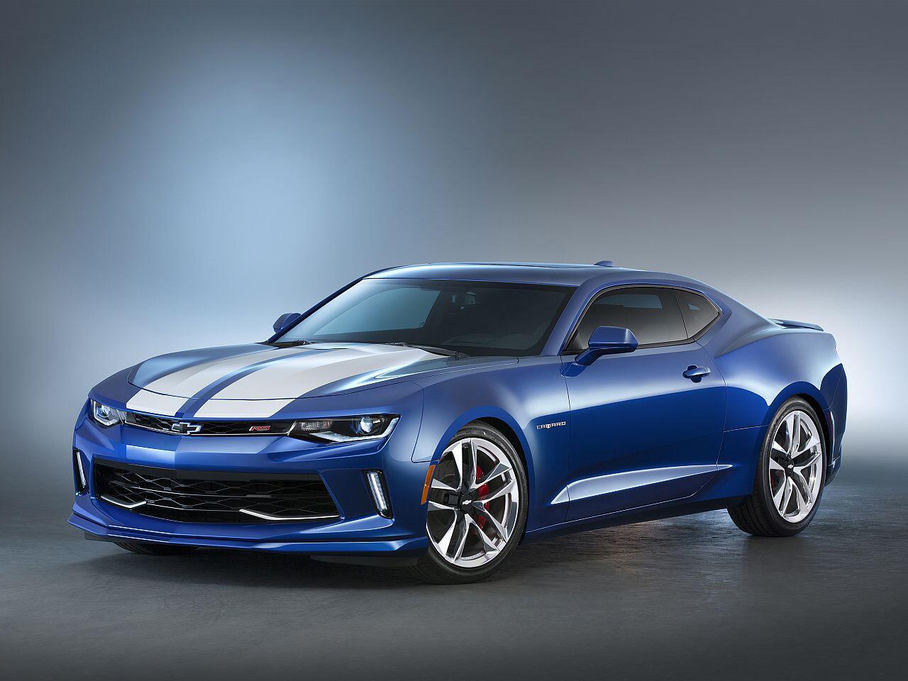 Bild zu Chevrolet Camaro Hyper