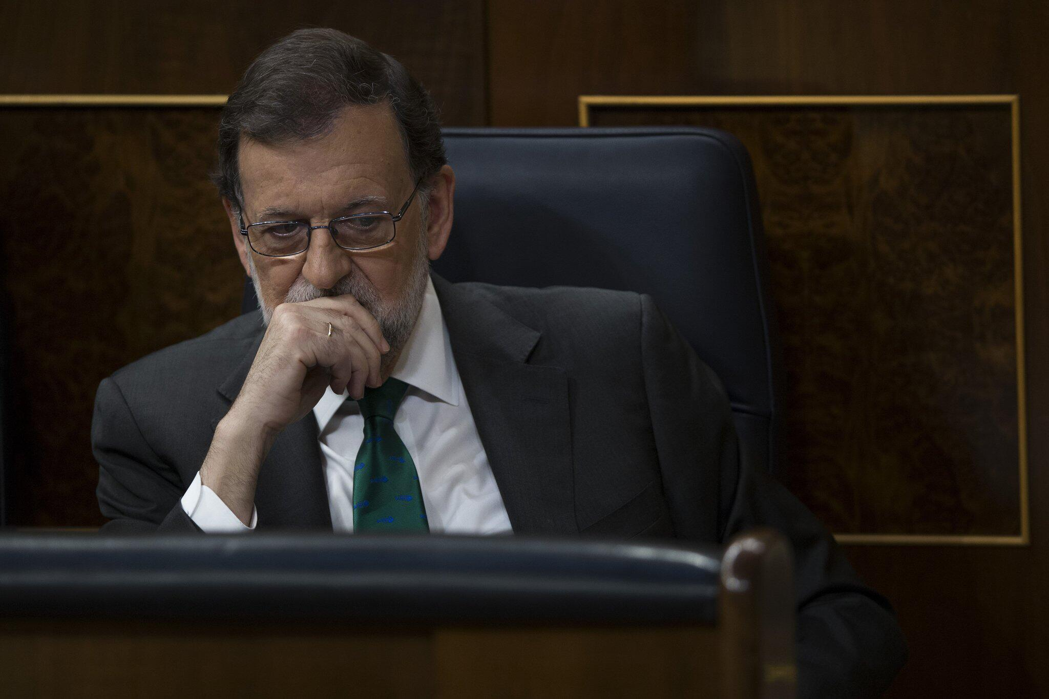 Bild zu Misstrauensantrag gegen spanischen Ministerpräsidenten