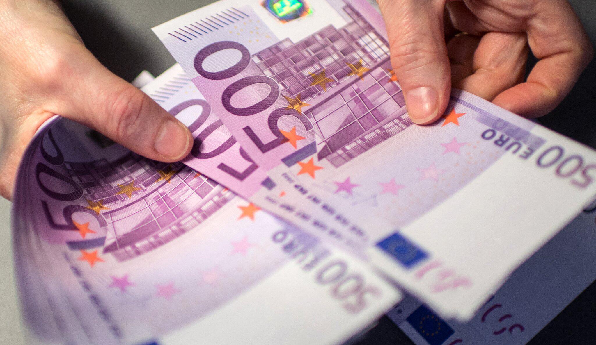 Bild zu 500-Euro-Schein
