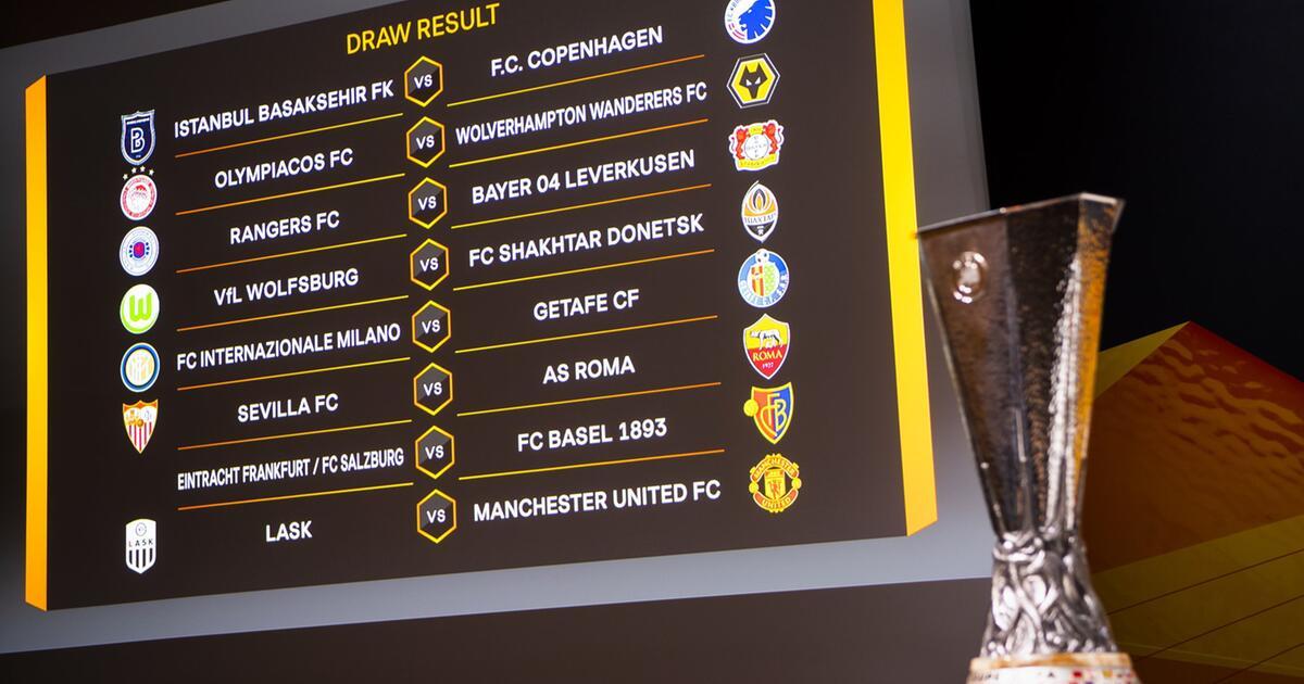 Europa League: Attraktive Gegner für die Bundesligisten im