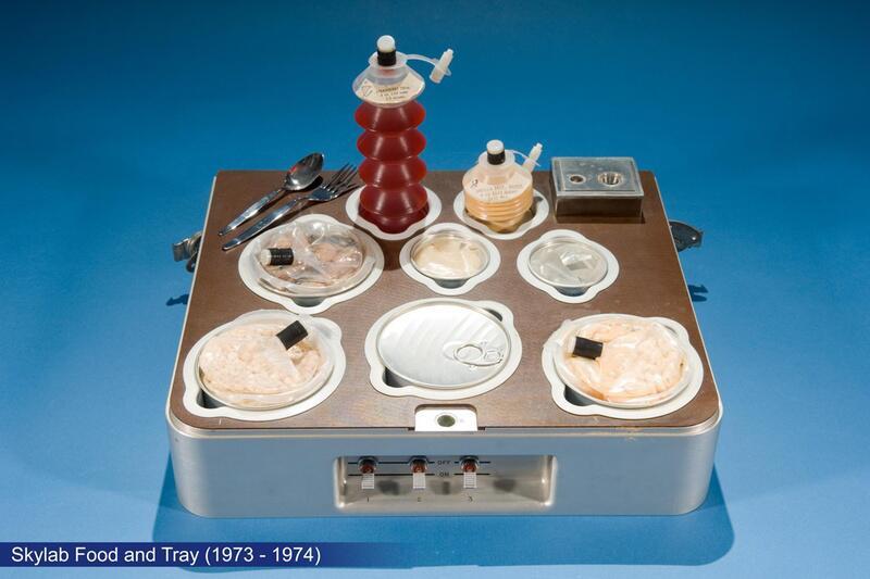 Bild zu Raumstation Skylab: Es ist angerichtet