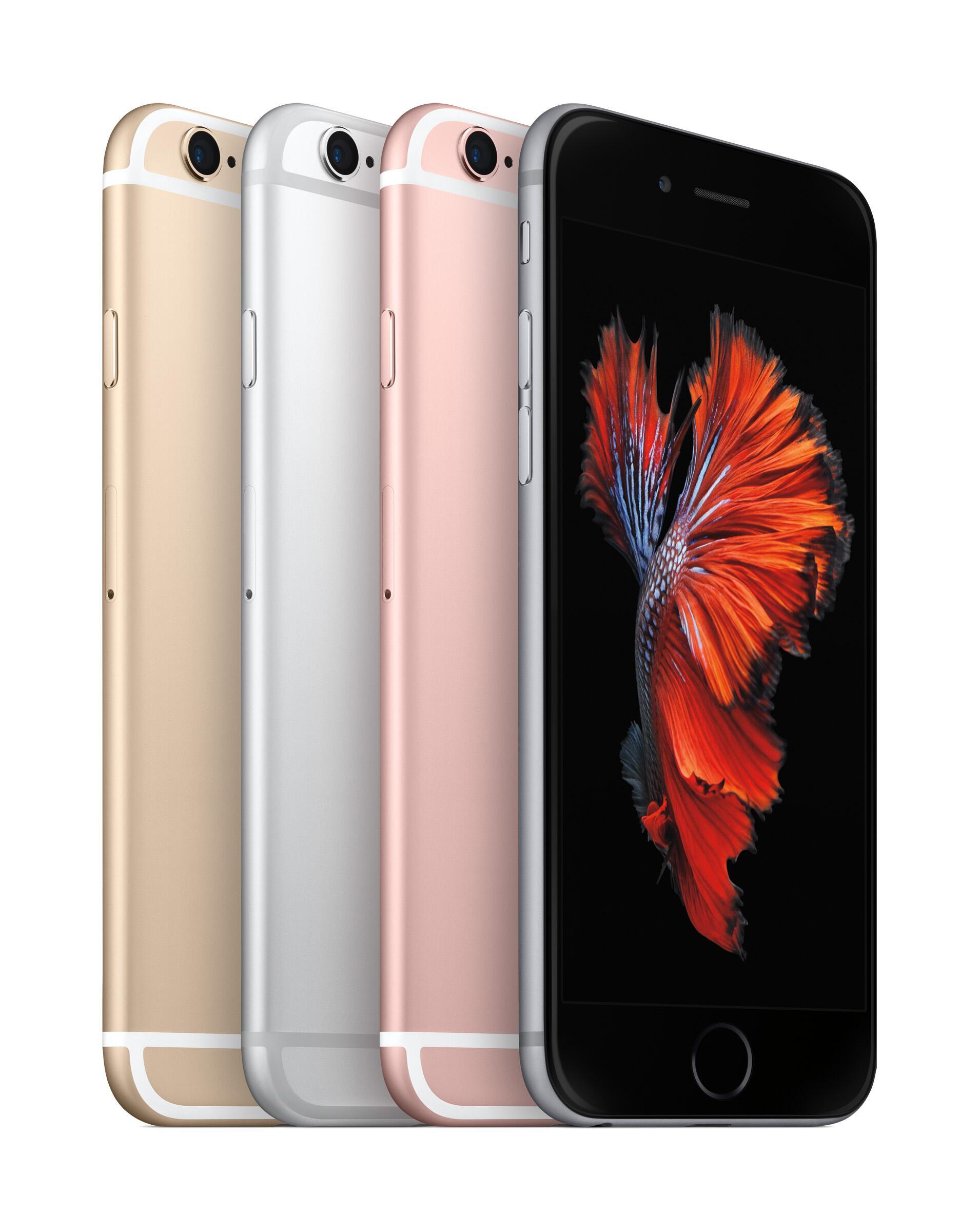 Bild zu iPhone 6S, iPhone 6S Plus