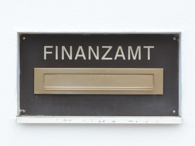 Bild zu Finanzamt