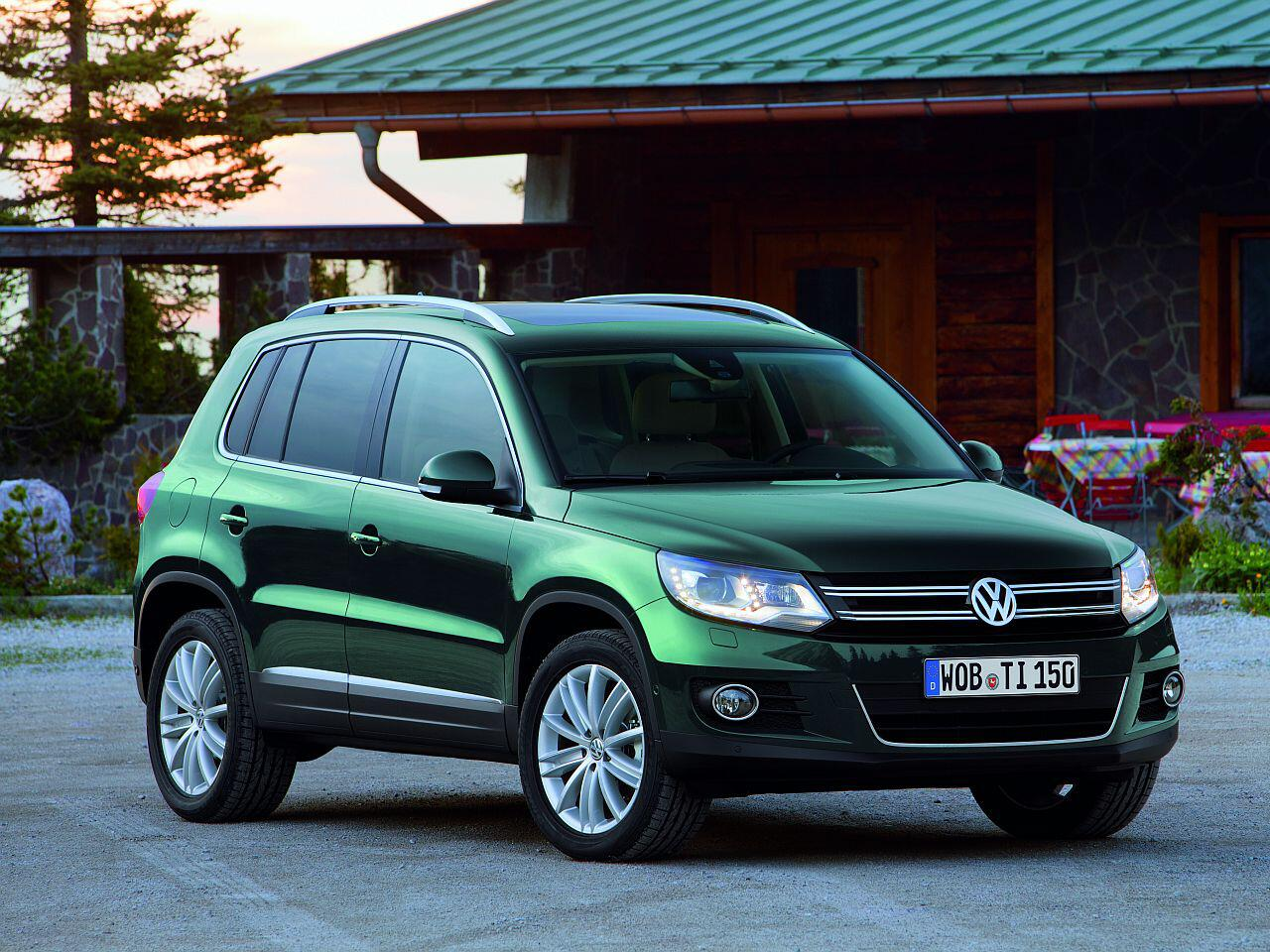Bild zu Platz 10: VW Tiguan 2.0 TSI