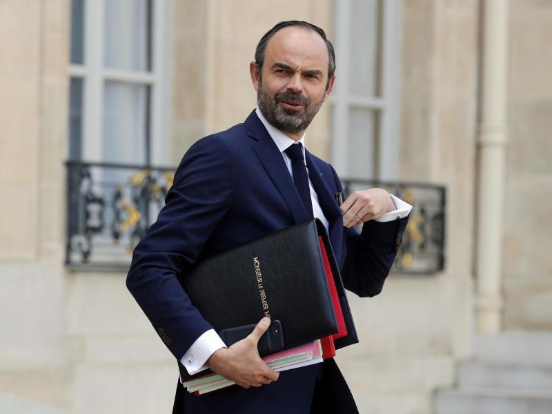 Bild zu Édouard Philippe