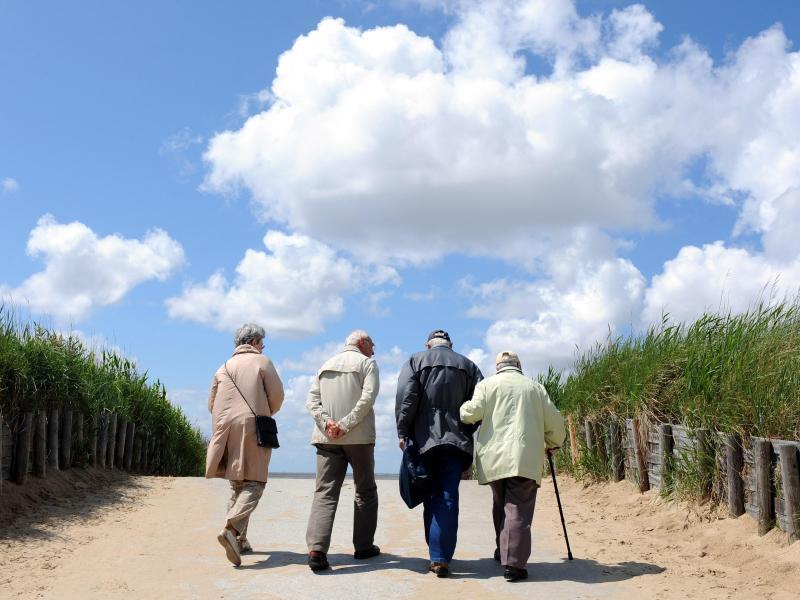 Bild zu Lebenserwartung inDeutschland