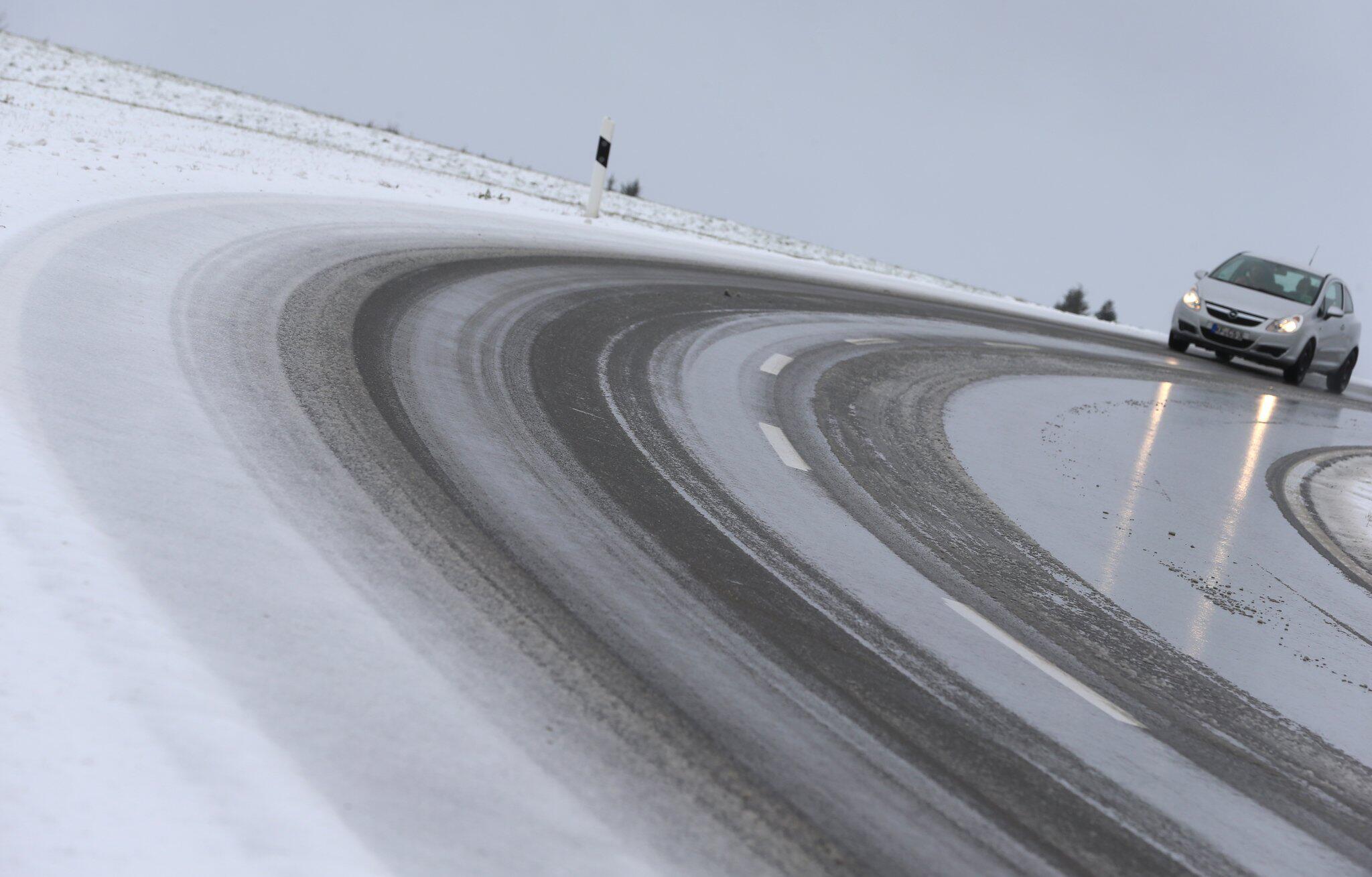 Bild zu Fresh snow in the south