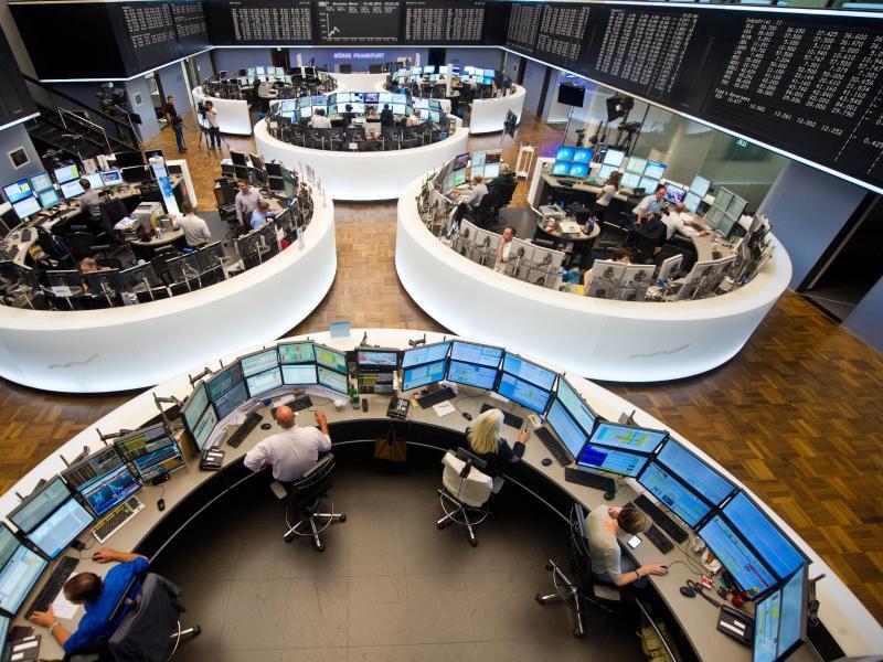 Bild zu Börse Frankfurt
